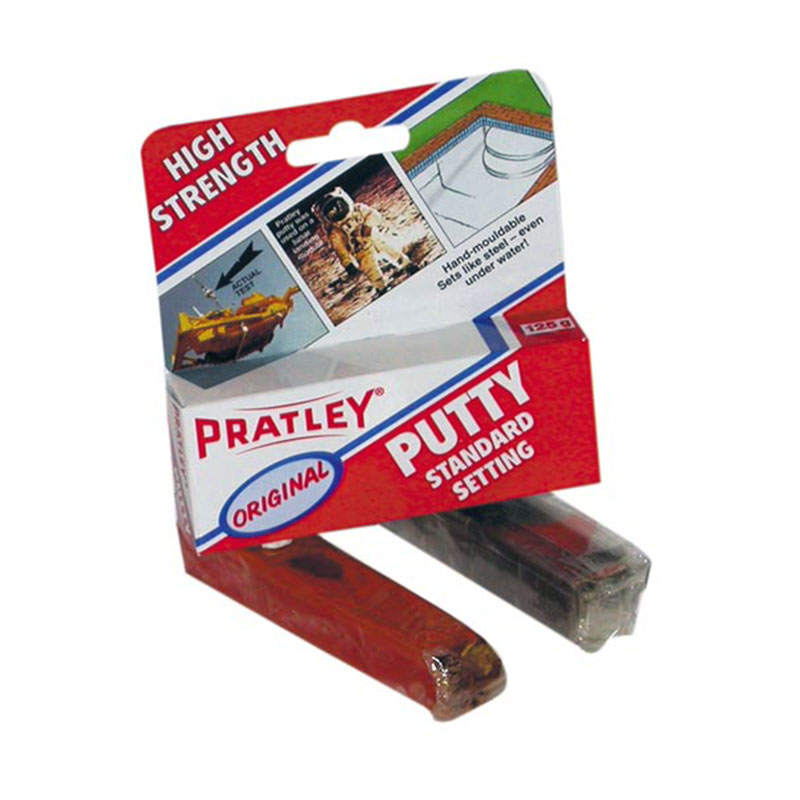 Pratley Putty Std 125g