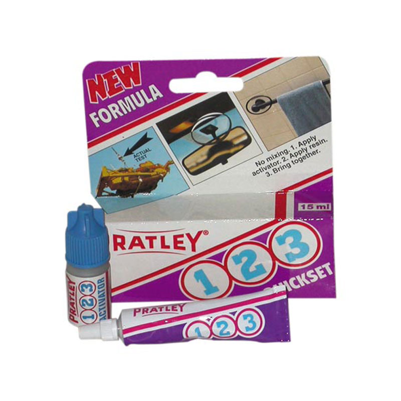 Pratley Quickset 123 15ml