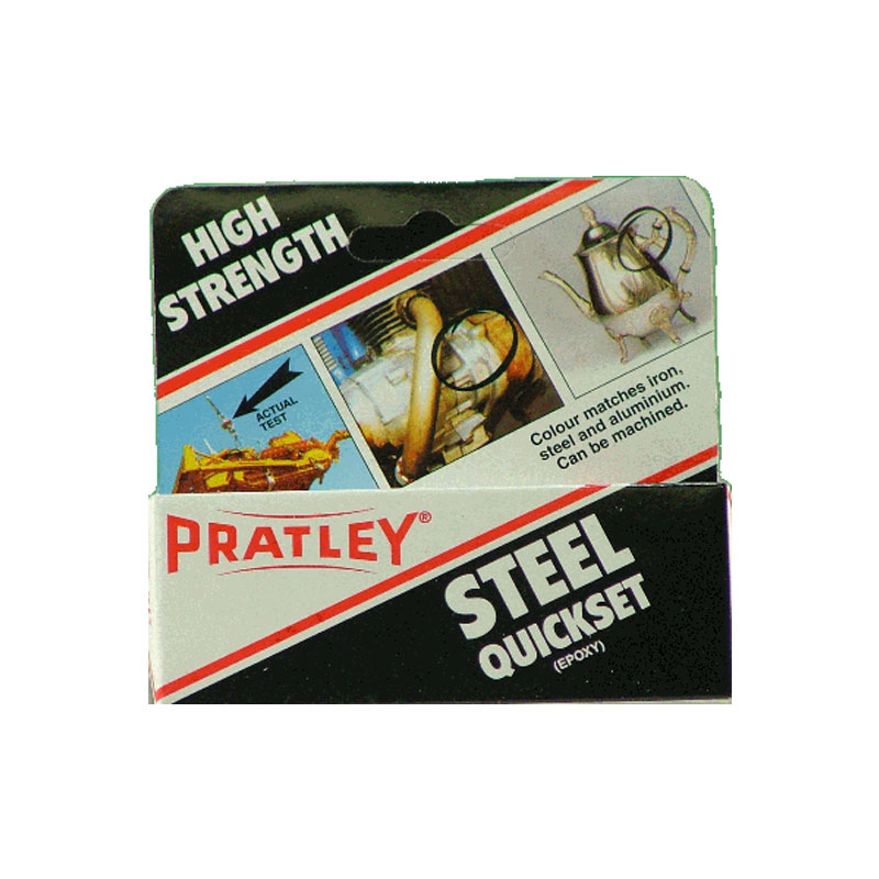 Pratley Quickset Steel 40ml