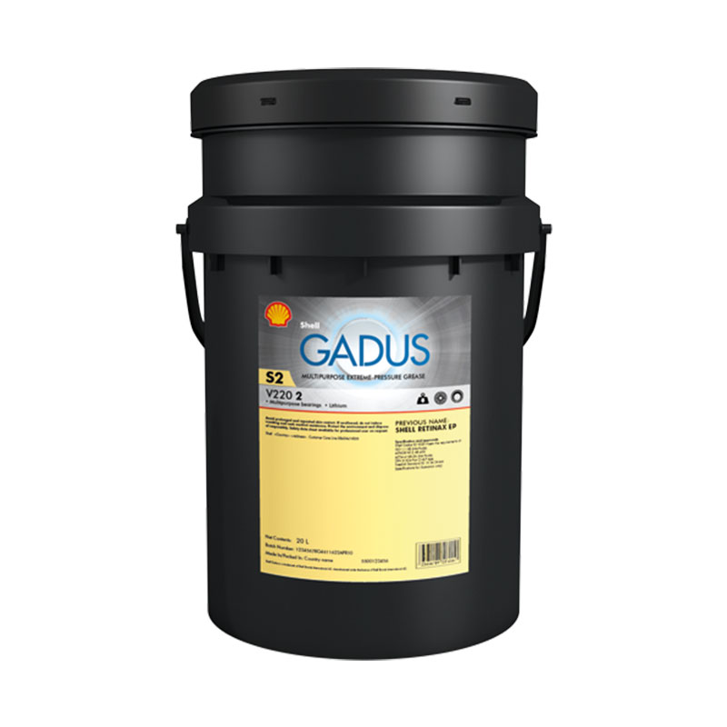 Grease Mp 18kg Gadus S2 Shell